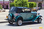 Ford in Manzanillo, Granma, Cuba.