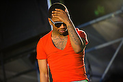 Lil B performs at the Bamboozle Music Festival. Meadowlands Sports Complex, East Rutherford, NJ.  May 1, 2011. Copyright © 2011 Todd Owyoung.
