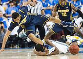 Basketball: NCAA 2015 California UCLA Basketball
