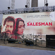 The Salesman in Trafalgar Square