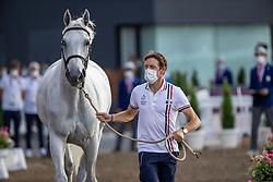 Delestre Simon, FRA, Berlux Z, 336<br /> Olympic Games Tokyo 2021<br /> © Hippo Foto - Dirk Caremans<br /> 31/07/2021