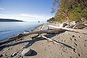 Clark Island, San Juan Islands, Washington State<br />