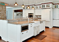 Kitchen at the Boat House - Guilford, CT