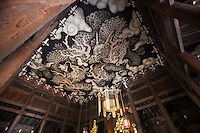 Kennin-ji Temple is Kyoto's oldest Zen temples.  The temple is a perfect stop when exploring Gion. One of the temple's most attractive features, apart from its superb garden, are the dragons painted on the ceiling of the temple's main hall.
