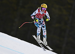 30.11.2017, Lake Louise, CAN, FIS Weltcup Ski Alpin, Lake Louise, Abfahrt, Damen, 3. Training, im Bild Nina Ortlieb (AUT) // Nina Ortlieb of Austria in action during the 3rd practice run of ladie's Downhill of FIS Ski Alpine World Cup at the Lake Louise, Canada on 2017/11/30. EXPA Pictures © 2017, PhotoCredit: EXPA/ SM<br /> <br /> *****ATTENTION - OUT of GER*****