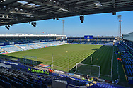 General Stadium View Fratton Park during the EFL Sky Bet League 1 match between Portsmouth and Barnsley at Fratton Park, Portsmouth, England on 23 February 2019.