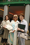 Mrs. Rona Smart, Basia Hamilton and Diane Shiach, The opening  day of the Grosvenor House Art and Antiques Fair.  Grosvenor House. Park Lane. London. 14 June 2006. ONE TIME USE ONLY - DO NOT ARCHIVE  © Copyright Photograph by Dafydd Jones 66 Stockwell Park Rd. London SW9 0DA Tel 020 7733 0108 www.dafjones.com