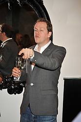TOM PARKER-BOWLES at a party to celebrate the new Stephen Webster store on Mount Street, London W1 followed by a dinner at Maddox, Mill Street, London on 24th June 2009.