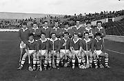 02/11/1969<br /> 11/02/1969<br /> 2 November 1969<br /> Oireachtas Hurling Final: Cork v Kilkenny at Croke Park, Dublin.<br /> The Cork team.