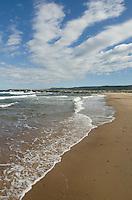 Whale Cove beach, Margaree Harbour, Cape Breton Island Nova Scotia