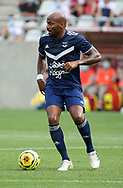 Jimmy Briand of Bordeaux during the Friendly Game football match between Stade de Reims and Girondins de Bordeaux on August 8, 2020 at the Auguste Delaune Stadium, in Reims, France - Photo Juan Soliz / ProSportsImages / DPPI