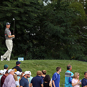 Jim Furyk, USA, in action during the fourth round of theThe Barclays Golf Tournament at The Ridgewood Country Club, Paramus, New Jersey, USA. 24th August 2014. Photo Tim Clayton