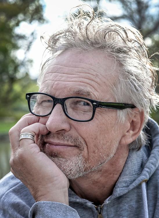 Nederland. Amsterdam,24-10-2018. Photo: Patrick Post. Portret van Rik Launspach.