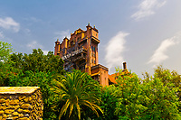 The Twilight Zone Tower of Terror, Disney's Hollywood Studios, Walt Disney World, Orlando, Florida USA