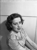 1952 Miss Doris Wilson