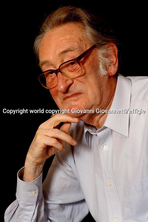 Charles Tomlinson <br />world copyright Giovanni Giovannetti/effigie / Writer Pictures<br /> <br /> NO ITALY, NO AGENCY SALES / Writer Pictures<br /> <br /> NO ITALY, NO AGENCY SALES