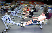 Birmingham, GREAT BRITAIN,  Men J13, Alex WARD competing at the British Indoor Rowing Championships, National Indoor Arena, Birmingham, ENGLAND. 12/11/2006, [Photo, Peter Spurrier/Intersport-images].....
