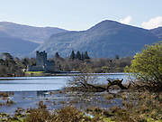 Ross Castle, Lough Leane, Killarney in Kerry, ireland.<br /> PHOTO: Don MacMonagle<br /> macmonagle.com