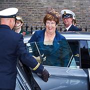 NLD/Den Haag/20130917 -  Prinsjesdag 2013, Burgemeester van Almere Annemarie Jorritsma