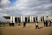 Germany, Berlin, Reichstag building, the German Bundestag, parliament building, Paul Löbe Haus