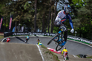 #515 (SHARROCK Paddy) GBR during round 3 of the 2017 UCI BMX  Supercross World Cup in Zolder, Belgium,