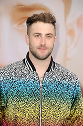 Jordan McGraw at the premiere of Amazon Prime Video's 'Chasing Happiness' held at the Regency Bruin Theatre in Westwood, USA on June 3, 2019.