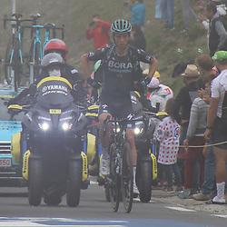 LUZ ARDIDEN (FRA) CYCLING: July 15<br /> 18th stage Tour de France Pau-Luz Ardiden<br /> Images from the Col du Tourmalet<br /> Ide Scelling