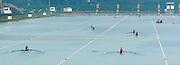2005 FISA World Cup, Dorney Lake, Eton, ENGLAND, 27.05.05. [Friday am racing] .Photo  Peter Spurrier. .email images@intersport-images...[Mandatory Credit Peter Spurrier/ Intersport Images] Rowing Course, Dorney Lake