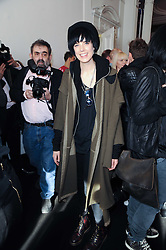 Agyness Deyn at the MAC VIVA GLAM discussion hosted by Sharon Osbourne to promote MAC's latest fundraising range with all proceeds donated to HIV/AIDs charities via the MAC AIDS Fund, at Il Bottaccio, 9 Grosvenor Place, London on 1st March 2010.
