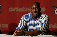 Cleveland Cavaliers head coach Mike Brown.