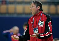 Norwegens Trainer Gunnar Pettersen. © Manu Friederich/EQ Images