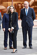 022817 Queen Letizia attends Ordinary meeting of the Fundeu BBVA Advisory Board