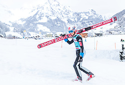 17.12.2017, Gross Titlis Schanze, Engelberg, SUI, FIS Weltcup Ski Sprung, Engelberg, im Bild Halvor Egner Granerud (NOR) // Halvor Egner Granerud of Norway during Mens FIS Skijumping World Cup at the Gross Titlis Schanze in Engelberg, Switzerland on 2017/12/17. EXPA Pictures © 2017, PhotoCredit: EXPA/JFK