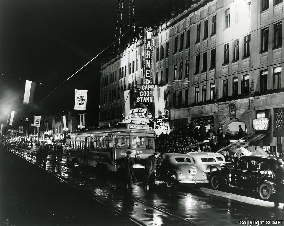 1941 Premiere at Warner Bros. Theater