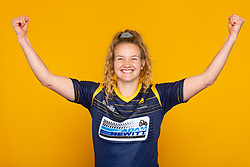 Carys Cox of Worcester Warriors Women - Mandatory by-line: Robbie Stephenson/JMP - 27/10/2020 - RUGBY - Sixways Stadium - Worcester, England - Worcester Warriors Women Headshots