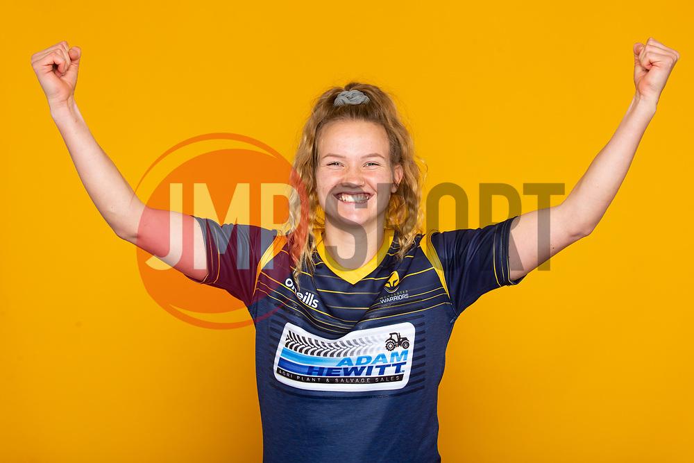 Carys Cox of Worcester Warriors Women - Mandatory by-line: Robbie Stephenson/JMP - 27/10/2020 - RUGBY - Sixways Stadium - Worcester, England - Worcester Warriors Women Headshots