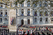 Remembrance Sunday, London 13-11-2016
