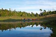 Jialuo Lake, May, 2013