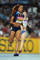 ATHLETICS - IAAF WORLD CHAMPIONSHIPS 2011 - DAEGU (KOR) - DAY 1 - 27/08/2011 - WOMEN 400M - SANYA RICHARD-ROSS (USA) - PHOTO : FRANCK FAUGERE / KMSP / DPPI