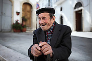 Anziano, Bovino 28 Maggio 2014.  Christian Mantuano / OneShot