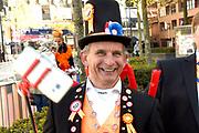 Koningsdag 2017 in Tilburg / Kingsday 2017 in Tilburg<br /> <br /> Op de foto / On the photo:  Johan Vlemmix