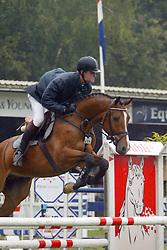 Brinkman Marco-Tourans<br /> KWPN Paardendagen Ermelo 2004<br /> Photo © Hippo Foto
