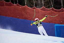 19.12.2013, Saslong, Groeden, ITA, FIS Ski Weltcup, Groeden, Abfahrt, Herren, 2. Traininglauf, im Bild Josef Ferstl (GER) // Josef Ferstl of Germany in action during mens 2nd downhill practice of the Groeden FIS Ski Alpine World Cup at the Saslong Course in Gardena, Italy on 2012/12/19. EXPA Pictures © 2013, PhotoCredit: EXPA/ Johann Groder