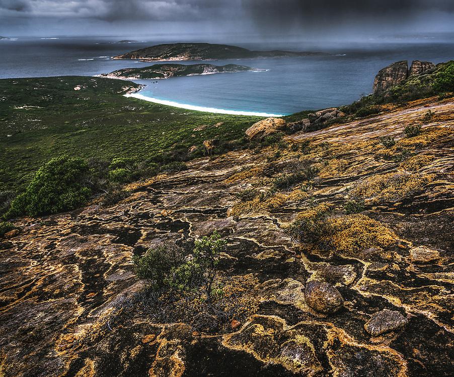 Mt Le Grand in Cape Le Grand National Park, Western Australia