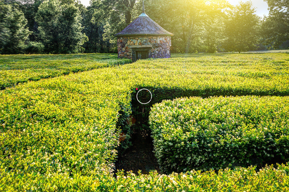 New Harmony Labyrinth