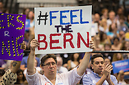 July 26, 2015, Kenner Louisiana, 4500 people turned out to a Bernie Sanders rally in the Pontchartrain Center .