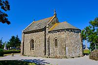 France, Manche (50), Cotentin, Saint-Vaast-la-Hougue, Chapelle des marins de saint-Vaast-la-Hougue // France, Normandy, Manche department, Cotentin, Saint-Vaast-la-Hougue, Chapel of the sailors of Saint-Vaast-la-Hougue