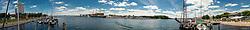 , Travemünde, Panorama Travemünde