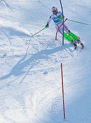 04.03.2011, Pista di Prampero, Tarvis, ITA, FIS Weltcup Ski Alpin, Supercombi der Damen, im Bild Andrea Fischbacher (AUT) // Andrea Fischbacher (AUT) during Ladie's Supercombi FIS World Cup Alpin Ski in Tarvisio Italy on 4/3/2011. EXPA Pictures © 2011, PhotoCredit: EXPA/ J. Groder