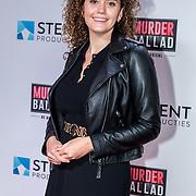 NL/Gouda/20201012 - Premiere Murder Ballad, Priscilla Knetemann en partner Emma Deckers